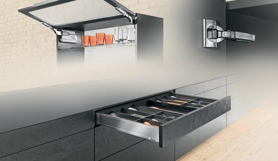 Mutfak dolap kapakları değiştirmenin pratik yöntemleri