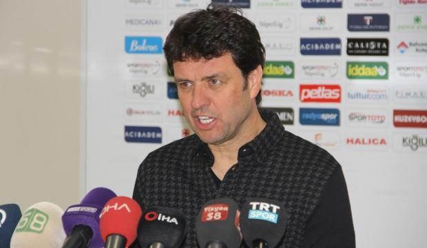 Cihat Arslan: Oyuncularımın pes etmemesini beğendim