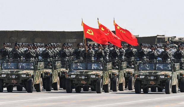 Çin'den 'savaşa hazırlık' adımı!