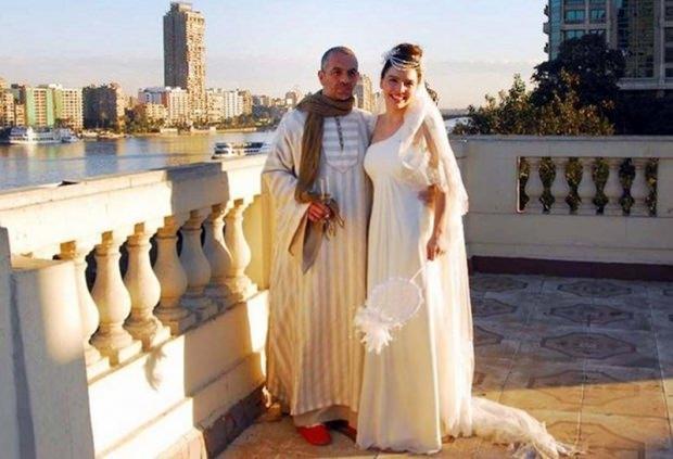 Nil Karaibrahimgil düğünü