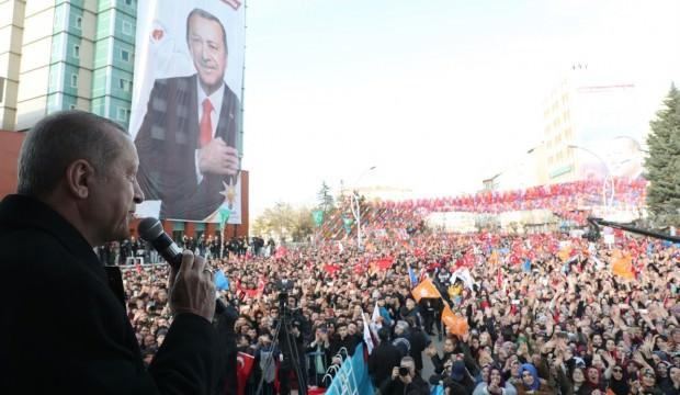 Erdoğan'dan Çorum'a hızlı tren müjdesi