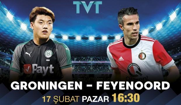 Groningen - Feyenoord maçı TVT'de