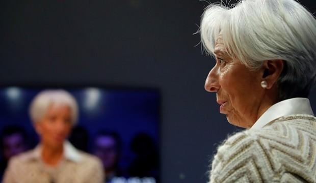 IMF Başkanı Lagarde: Fırtınaya hazırlıklı olun