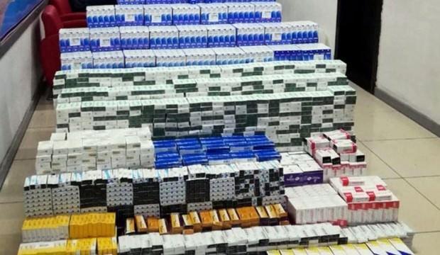 Kuzey Irak'a ilaç kaçırma girişimine operasyon