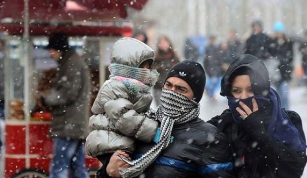Meteoroloji'den İstanbul için uyarı geldi