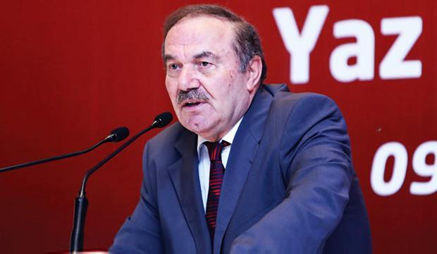 MHK Başkanı Yusuf Namoğlu istifa etti!