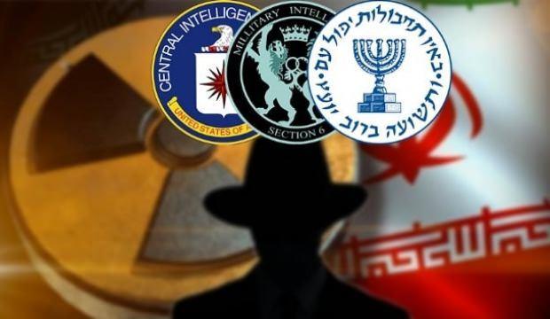 MOSSAD-MI6-CIA'den film gibi operasyon!