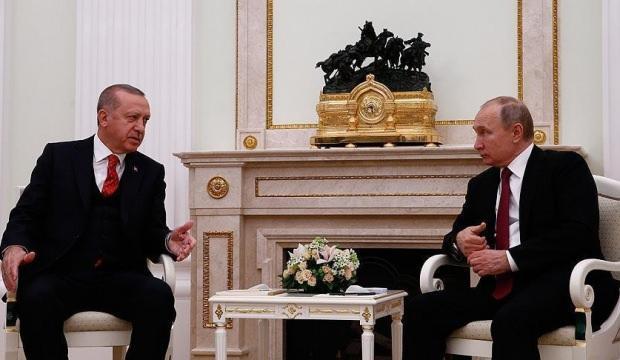 Putin'den Türkiye'ye başsağlığı mesajı!