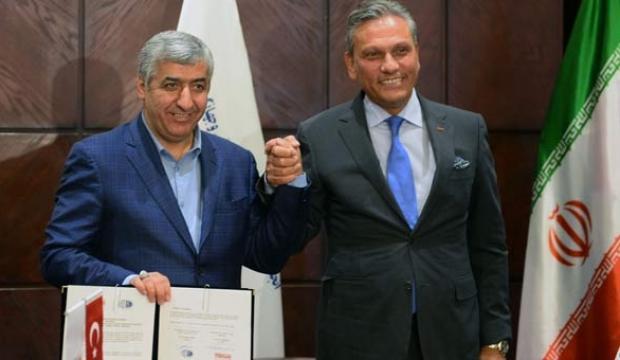 Türkiye ile İran arasında önemli anlaşma! İmzalar atıldı
