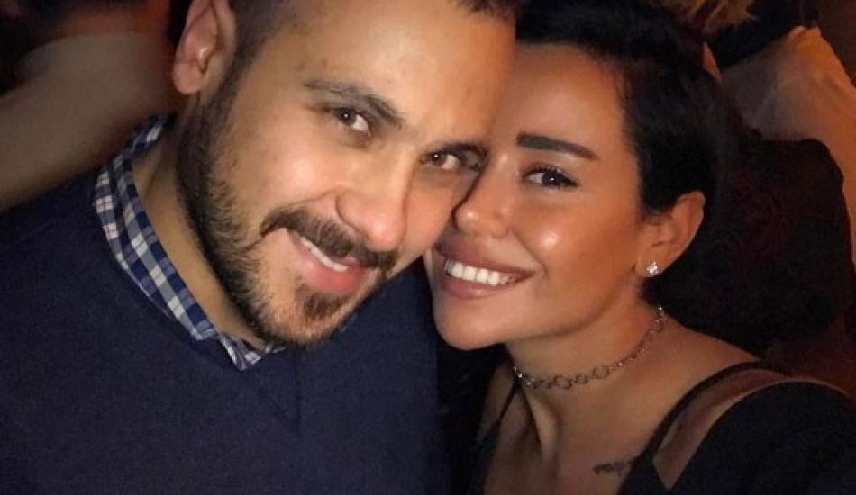 Ümit Erdim ve eşi Seda Erdim mutluluklarını paylaştı!