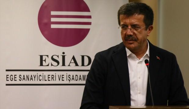 Zeybekci: İzmir'in arıtması yok hükmündedir