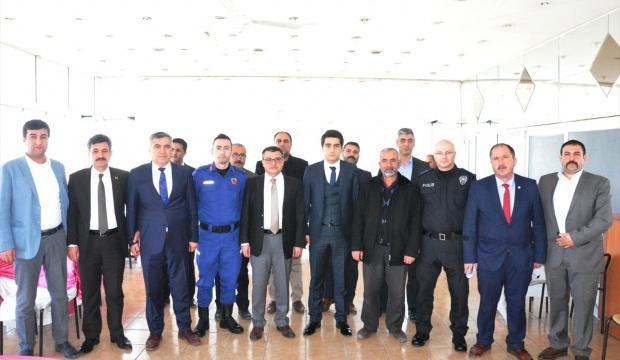 Yerköy'de seçim güvenliği toplantısı yapıldı
