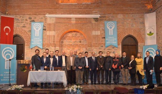 Türk Dil ve Edebiyat Derneği Bursa Şubesi faaliyete başladı