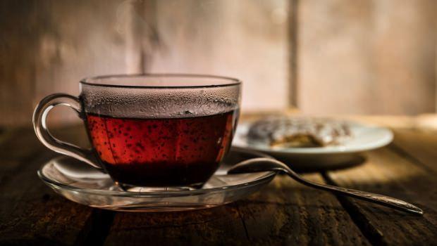 Sıcak çay