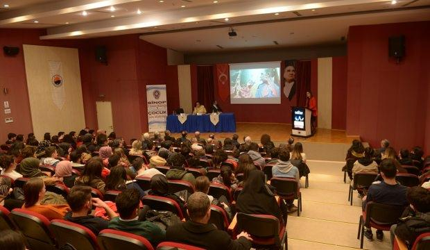 "Sinop'ta ""Sigarayı Atın Hayatı Tadın"" projesi"
