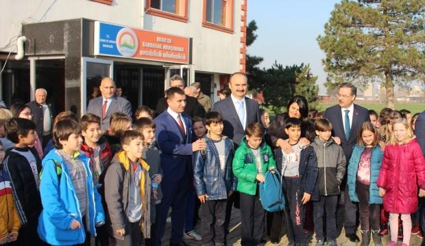 """""""Eko-Okullar Doğa Dostu Nesiller"""" etkinliği"""