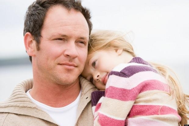 kız çocuklarında babaya düşkünlük