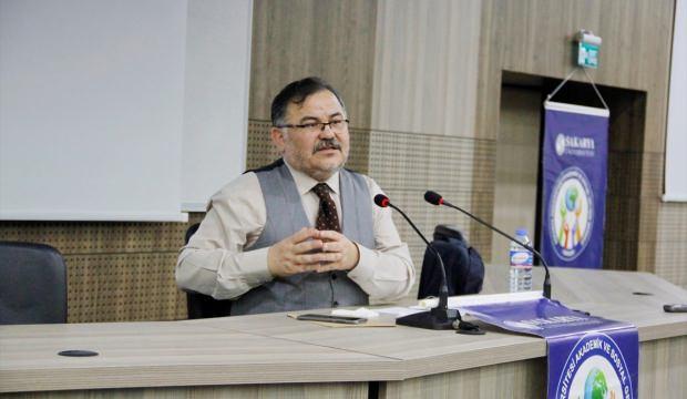 """""""Yesevi'den Yunus'a Medeniyet ve Hakikat Dili Türkçe"""" konferansı"""