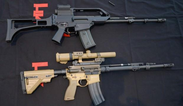 Alman silah şirketi uyuşturucu mafyasına silah sattı