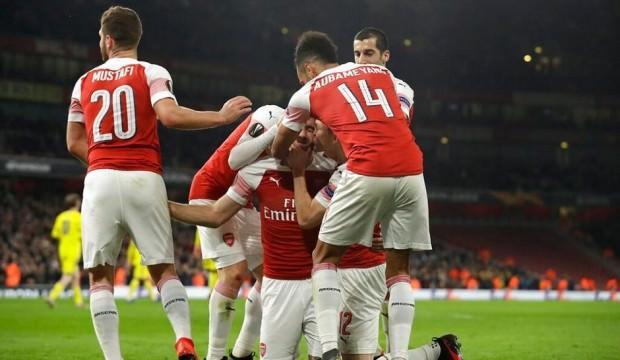 Arsenal evinde sürprize izin vermedi!