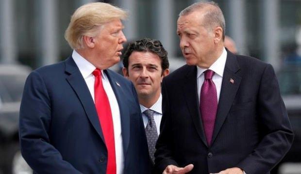 Başkan Erdoğan ile Trump arasında kritik görüşme