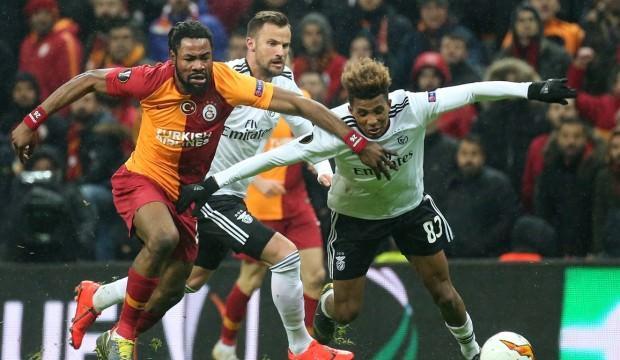 Benfica-Galatasaray maçına Rumen hakem