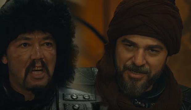 Diriliş Ertuğrul 137.bölüm fragmanı! Sultan geri dönüyor savaş başlıyor...