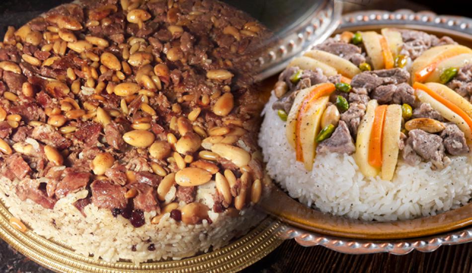 Diyarbakır usulü duvaklı pilav nasıl yapılır?
