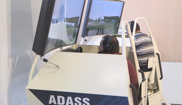 Hava savunmada simülatör ihracatı