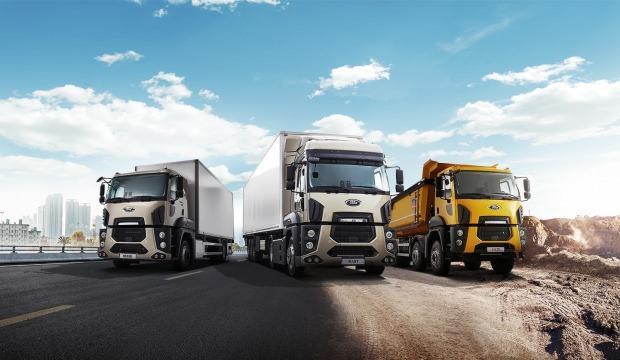 Ford Trucks, gözünü Batı Avrupa pazarına dikti