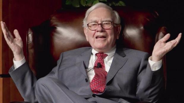 Ünlü yatırımcı Warren Buffett