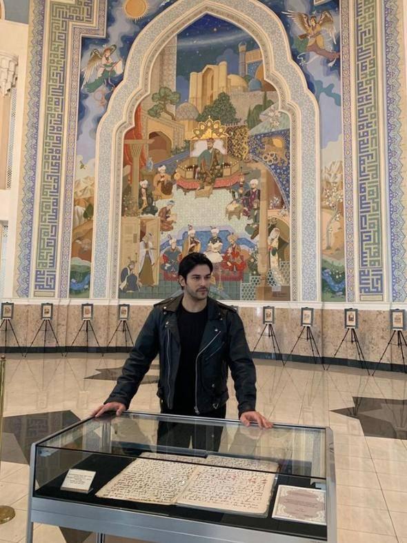 Burak Özçivit Tarihi Müzeler
