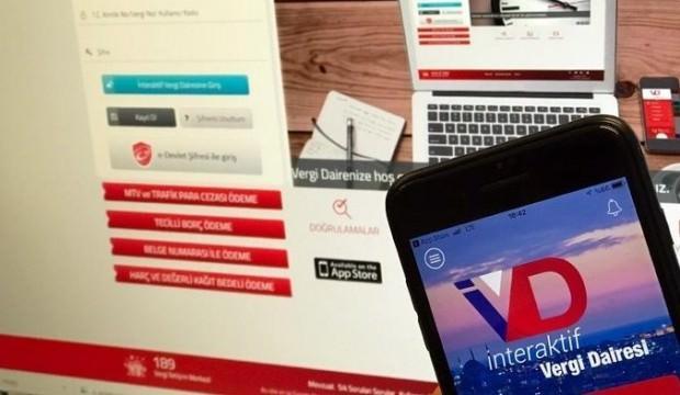 İnteraktif Vergi Dairesi'ne 5 yeni hizmet eklendi