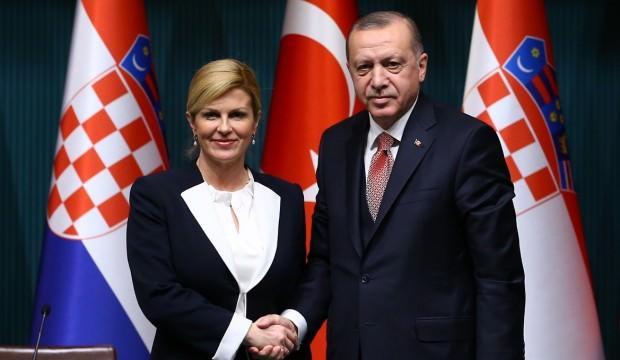 Kitaroviç: Türkiye çok iyi işler çıkarıyor
