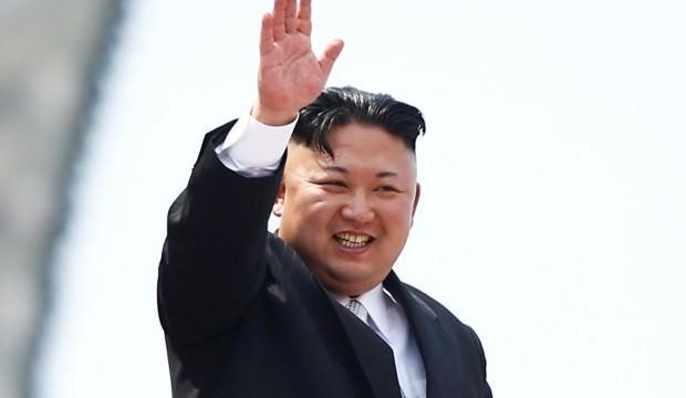 Kuzey Kore lideri Kim'in treni Çin'e ulaştı