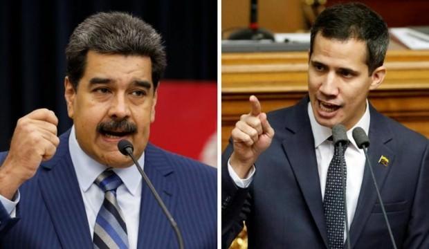 Maduro resti çekti! Guaido askeri müdahale için harekete geçiyor...
