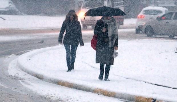 Meteorolojiden kar uyarısı!
