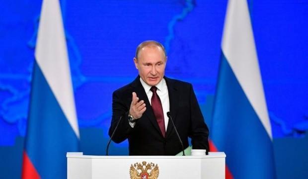 ABD'yi hedef aldı! Putin'den korkutan açıklama