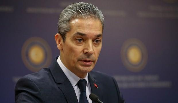 Türkiye'den skandal rapora tepki: Kabul edilemez