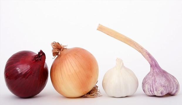 Soğan ve Sarımsağın Yararları