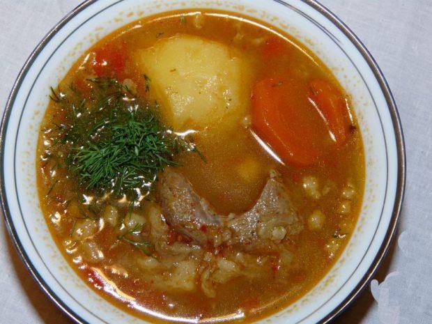 özbek çorbası