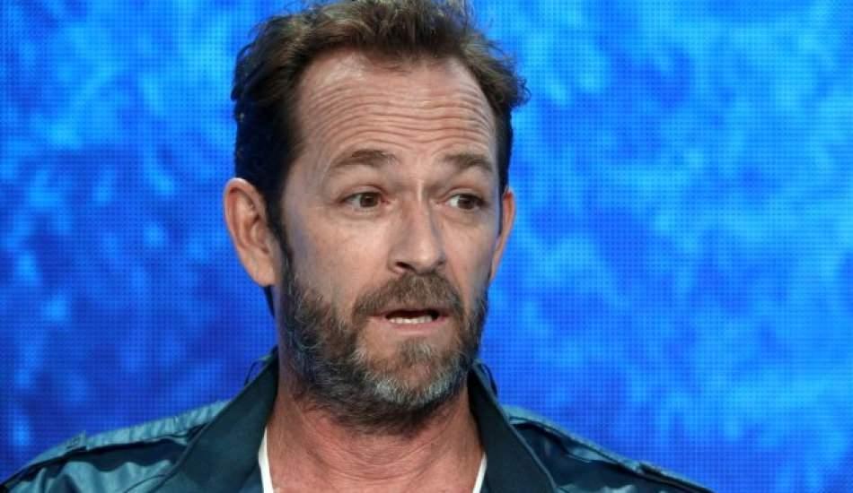 ABD'li oyuncu Luke Perry felç geçirdi!