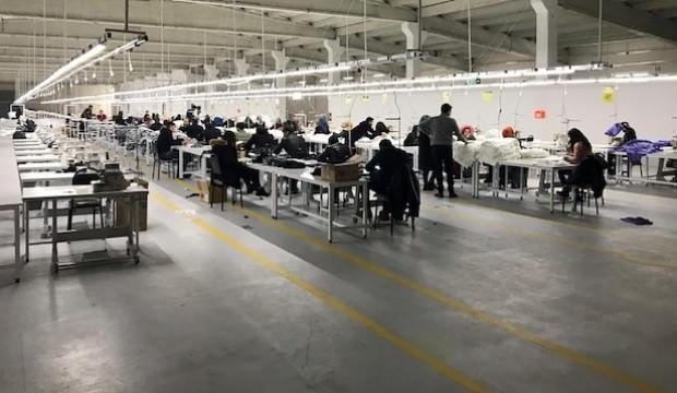 Ağrı'da ilk kez fabrika açıldı