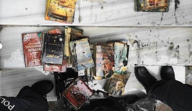 FETÖ elebaşına ait kitaplar denizden çıktı
