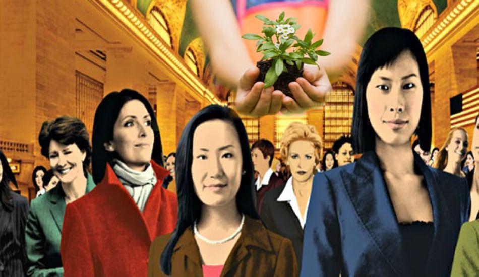 Dünya dengesini kuran kadınların paylaşımı!