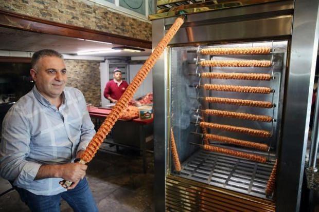 Adana'da yeni lezzet