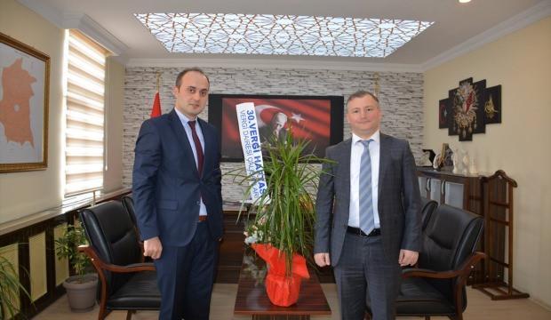 Eşme'de Vergi Haftası