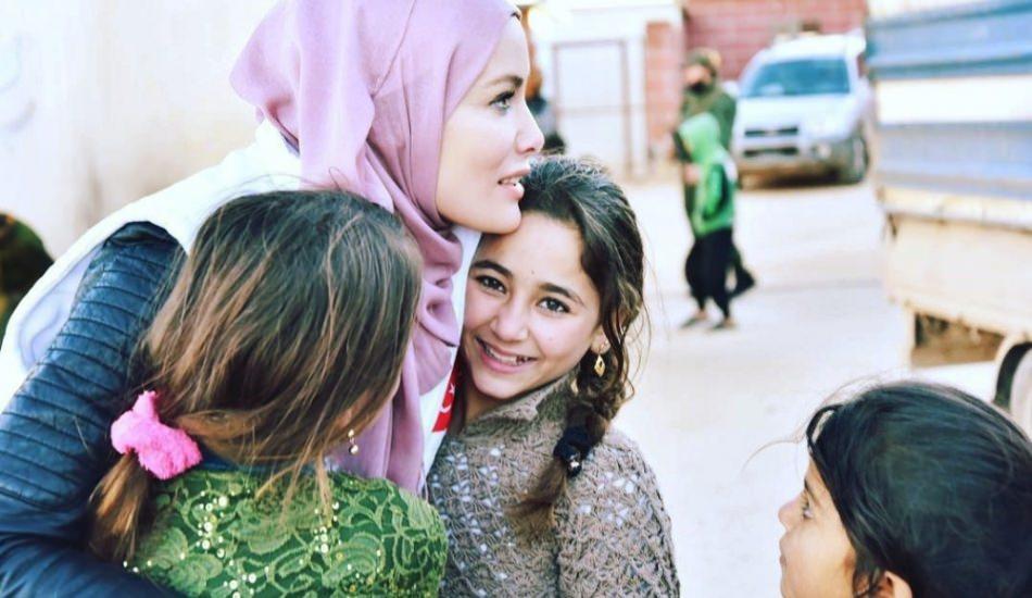 Gamze Özçelik Arakan mülteci kamplarında!