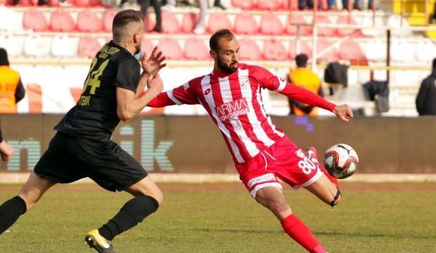Boluspor - İstanbulspor: 2-1