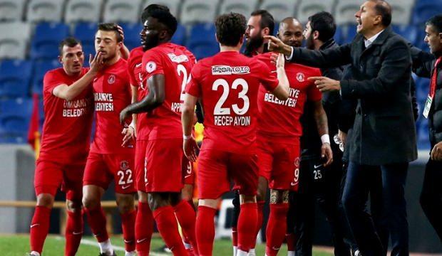 Kupada Ümraniye fırtınası! Trabzonspor yıkıldı